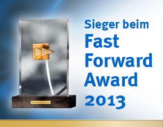 Fast Forward Award 2013